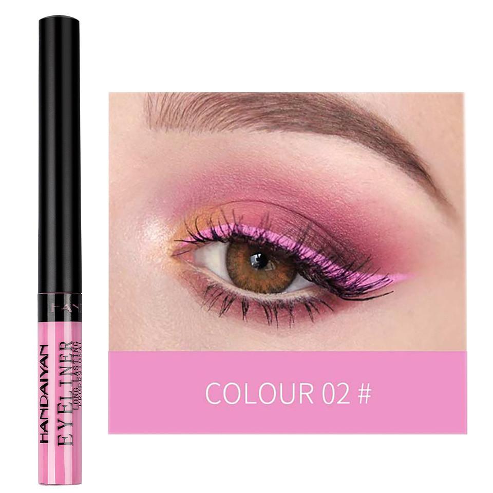 Eyeliner colorat